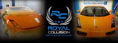 repair collision facility