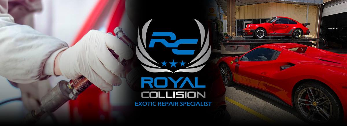 Auto Body Shop Royal Collision Auto Houston Body Shop